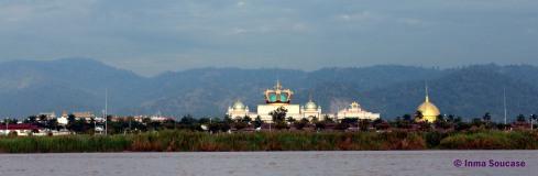Triángulo dorado, casino Laos