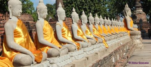 Wat Yai Chaya Mongkol - budas